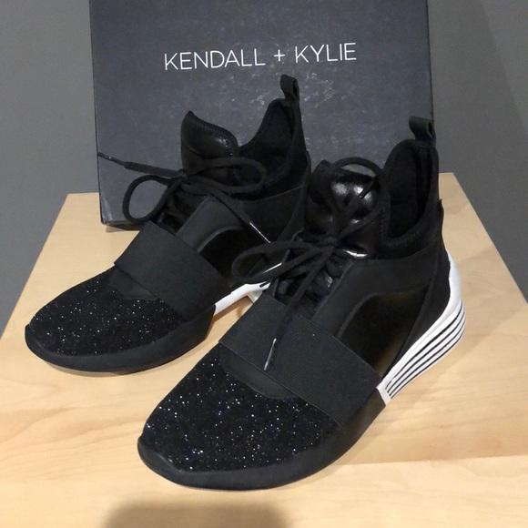 62330c3e43a Kendall + Kylie Braydin high top sneaker